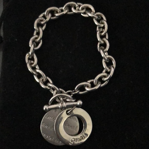 Guess Jewelry - Guess chain bracelet